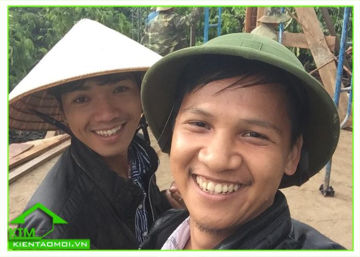Đội ngủ Kiến Trúc Sư và Kỹ sư KTM Bảo Lộc